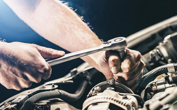 Réparation moteur La Garde